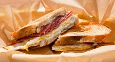 Salami, Olive, and Eggs - Recipes from @Tillamook