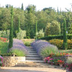 Bildergebnis Für Toskana Garten