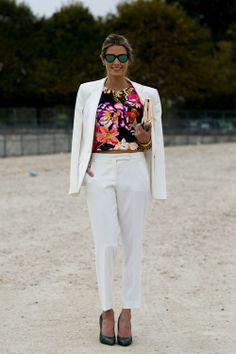 Paris Fashion Week Street Style SS14