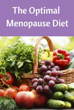 The Optimal Menopause Diet What you put on your plate can have a big influence on menopause symptoms and women's health. Learn how to create a menopause diet when hormone levels change. Organic Vegetables, Fruits And Vegetables, Veggies, Agriculture Raisonnée, Balanced Diet Chart, Photo Fruit, Health And Wellness, Health Tips, Health Benefits
