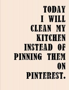 I'm not sure joining Pinterest was the best investment of my time... But that isn't stopping me, is it?