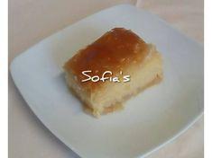 Το γαλακτομπούρεκο της γιαγιάς Σοφίας!!!! Pudding, Foodies, Desserts, Tailgate Desserts, Deserts, Custard Pudding, Puddings, Postres, Dessert