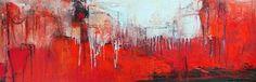 PETRA LORCH | ABSTRAKTE MALEREI | |www.lorch-art.de | Komposition 9.133 | 120×40 | Mischtechnik auf Leinwand | Petra Lorch | Freischaffende Künstlerin | mail@lorch-art.de |