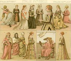 italian renaissance clothing | ... Renaissance Italy « History of Fashion Design History of Fashion
