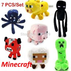 Cheap toys r us free shipping, Buy Quality toys r us soft toys directly from China toy certificate Suppliers: Minecraft zumbis 23cm  High Quality Plush Toys Minecraft Game Cartoon Toys Stuffed Animals & PlushUS $ 7.19/pieceBig Siz