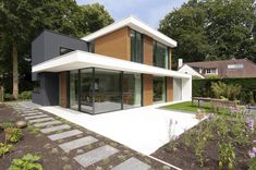 Villa Trompenberg, Hilversum - Metaglas