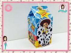 Caixa Milk - Toy Story