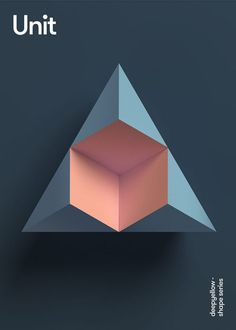 "Minimalist Geometric Poster Designs ""Geometric"" means patterns or shapes which is consisted of regular shapes or lines It is a geometric design Geometric Shapes Design, Geometric Poster, Geometric Form, Shape Design, 3d Design, Graphic Design, 3d Wall Tiles, Geometry Shape, Design Tattoo"
