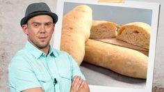 Levně a chutně - Domácí veka Bread, Hana, Ethnic Recipes, Breads, Sandwich Loaf