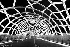 Melbourne, Australia :: Webb Bridge