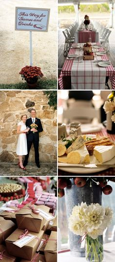 country wedding | wedding pictures | One Stylish Bride - Ultimate Wedding Ideas