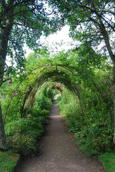 Cawdor Castle Garden - Scotland