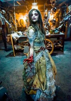 India Eisley in 'The Curse of Sleeping Beauty' (2015)