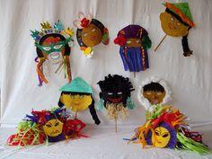 ΚΑΤΑΣΚΕΥΕΣ: 50+ Αποκριάτικες ΜΑΣΚΕΣ από ΧΑΡΤΙ | ΣΟΥΛΟΥΠΩΣΕ ΤΟ Carnival Crafts, Paper Mask, Kids Education, Diy For Kids, Activities For Kids, Preschool Ideas, Projects To Try, Halloween, Blog