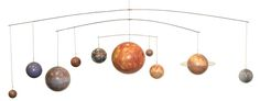 K is interested in the solar system.  Use this model to create our own.