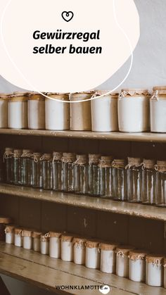 Das Besondere an DIY-Projekten ist der individuelle Look. Aus verschiedenen Holzresten entsteht im Handumdrehen Dein neues Gewürzregal, um das Dich so mancher beneiden wird. In unserem Artikel zeigen wir Dir wie du schnell und einfach ein Gewürzregal selber bauen kannst. Diy Regal, Wood Scraps, Spices And Herbs, Handy Tips, Valentine Gift For Him