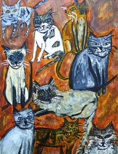 the artist side of vivienne strauss