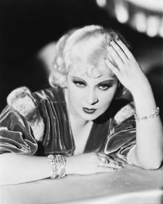 Mae West's Risqué Thoughts On Love & Men » Penelopes Oasis