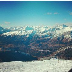 Italy #mountains#skiing#holiday#takemeback