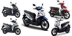 Motor Terlaris Indonesia Tahun 2015