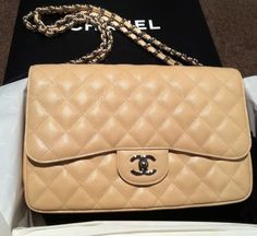 Chanel 2.55 nude...one day.
