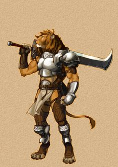 Lion by ~koutanagamori on deviantART