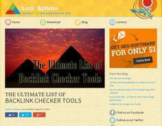 SEO: TOP 35 Backlink Checker Tools im Überblick