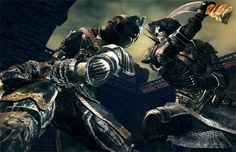 Top Survival Action Games-Dark Souls