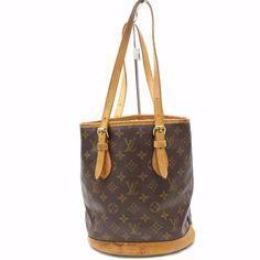 Louis Vuitton Bucket Pm M42238 Hand Bag 10596