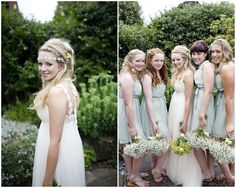 Green and Yellow Boho Wedding | Bridal Musings (19)