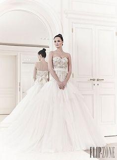 Zuhair Murad Spring 2014 Bridal