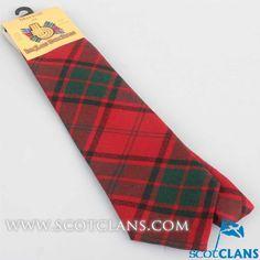 Maxwell Tartan Tie