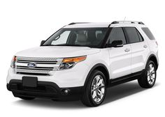 2011 Ford Explorer Review, Spec With Pictures