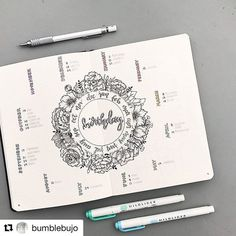 #Repost @bumblebujo (@get_repost) ・・・ Finally finished my birthday tracker . It's my most colourful spread to date . I've seen these wheel trackers around so wanted to do my own version of it . I wanted to colour coordinate the month headers but I think I wrote out the header in the wheel too small, the colours are a little hard to see . I alway forget people's birthdays, hoping this wheel keeps me on track. Anyone else have a birthday tracker in their bujo? . Edit: ah bugger I forgo...