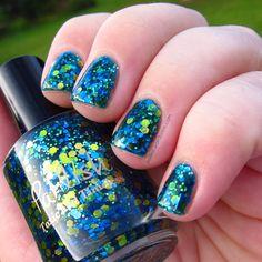 Toxic and Timeless  Handmixed Nail Polish by pahlish on Etsy, $9.00    http://www.etsy.com/listing/101657751/toxic-and-timeless-handmixed-nail-polish?ref=shop_home_active