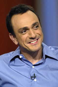 Hank Azaria — Everyone knows he's incredibly talented and versatile, so why isn't his name up there with Pitt and Clooney?