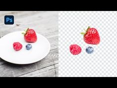 How To Cut Out An Object FAST in Adobe Photoshop - YouTube Photoshop Youtube, Adobe Photoshop, Fruit, Blog Tips, Business, Videos, Diy, Bricolage, The Fruit