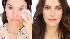 "Lisa Eldridge ""Meeting the Ex"" makeup  (not just for that - great makeup for when you're sick/exhausted)"