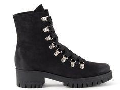 Czarne botki - AKARDO.pl - Porządne buty robione w Polsce Hiking Boots, Shoes, Fashion, Walking Boots, Moda, Zapatos, Shoes Outlet, Fasion, Shoe