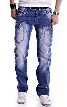 Justing Double Jeans | RockDenim.com
