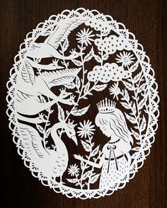 Fairy Tale Paper Cuts (unframed) - 21 designs to choose | Gifts ...