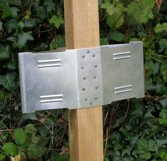 Delive Anchor Systems, Broom Handle, Metal Spikes, Fence Panels, How To Level Ground, Fence Posts, Simple, Compact, Garden Ideas