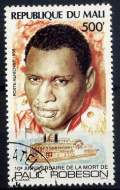 1985 PAUL ROBESON