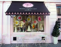paris breakfasts: Peggy Porschen Parlour