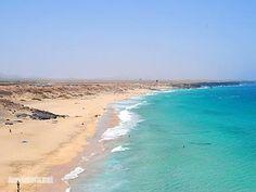 Fuerteventura Bildergalerie - Strände bei El Cotillo - Urlaub auf Fuerteventura