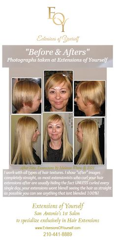 Hair Extensions Can Successfully Transform Pixie Length Short To Beautifully Long Locks With The Proper