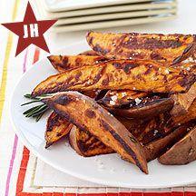 WeightWatchers.com: Weight Watchers Recipe - Roasted Sweet Potato Wedges