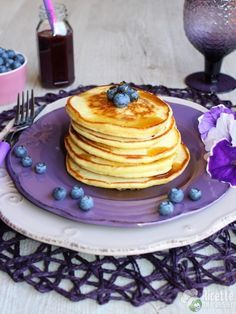 Come fare i pancakes allo yogurt
