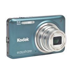 Kodak Easyshare M5350 16 MP Digital Camera with 5x Optical Zoom and 2.7-Inch LCD (Green)