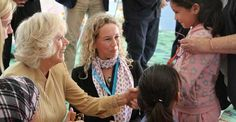 UNICEF: il Principe di Galles e la Duchessa di Cornovaglia con i bambini siriani
